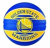 Spalding NBA Team Golden State 83-587Z Balón de Baloncesto, Unisex, Multicolor, 5