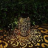 GLAMOURIC Solar Lantern...image