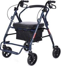 Andador-silla de ruedas RUIVE Senior Push Cart.