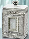 Pet Memorial Gifts | Pet Memorial with Picture Frame | Loss of pet Gifts | Pet Remembrance | Pet Urn with Picture Frame | Pet Ashes Box | Dog Cremation Box | Pet Cremation urns