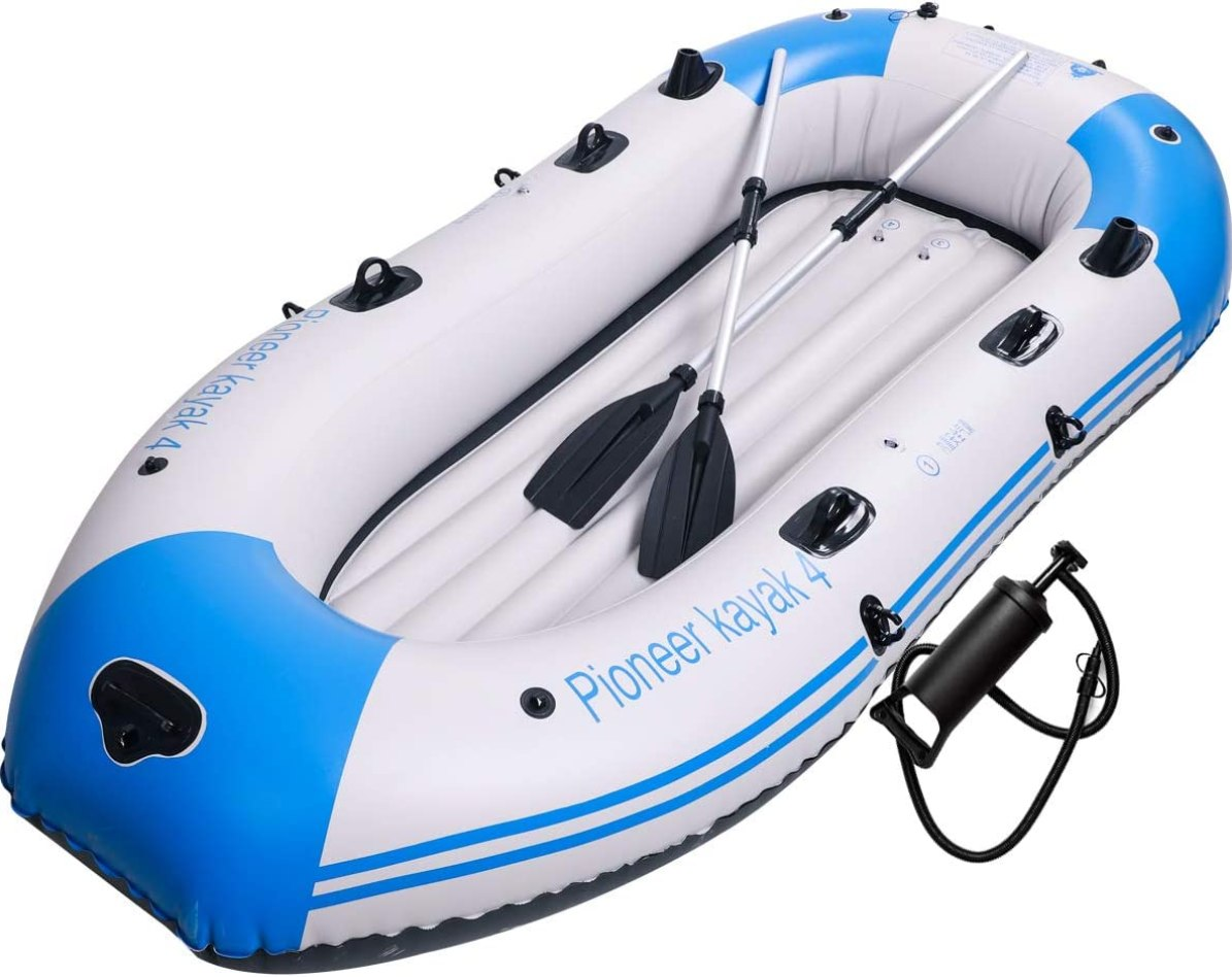 Yocalo Inflatable Boat review