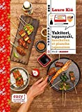 61n RAx0IuL. SL160  - Yakitori boeuf fromage, salade tomate oeuf et carpaccio