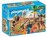 PLAYMOBIL History 5387 Campamento Egipcio, A partir de 6 años