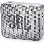 JBL GO 2 - Altavoz inalámbrico portátil con Bluetooth, resistente al agua (IPX7), hasta 5 h de...