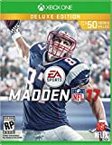 Madden NFL 17 -  Deluxe Edition - Xbox One (Video Game)