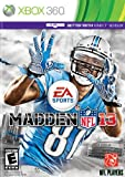 Madden NFL 13 - Xbox 360 (Video Game)