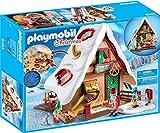 Playmobil Atelier de Biscuit du Père Noël avec moules, Enfants Unisexes, 9493