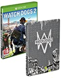 Watch Dogs 2 + Steelbook Exclusif Amazon contient : Le jeu Le Steelbook exclusif Amazon