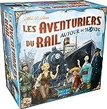 Les aventuriers du rail Monde - Asmodee - Jeu de société - Jeu de stratégie