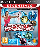 Sports Champions (jeu PS Move) - collection essential