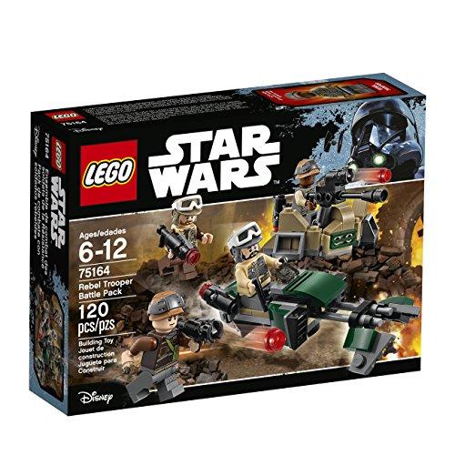 LEGO Star Wars Rebel Trooper Battle Pack 75164 Star Wars Toy