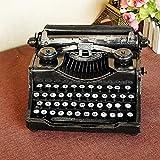 HoneybeeLY Modèle Vintage de Machine à écrire, Accessoires d'affichage...