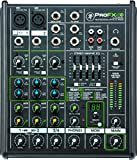 Mackie Mixer - Unpowered, 4 Channel (PROFX4V2)