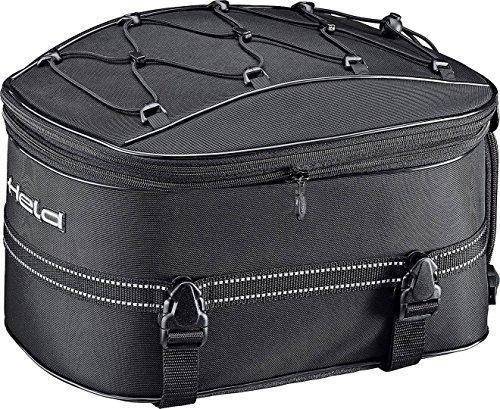 Held Iconic Evo Hecktasche, Farbe schwarz, Größe M