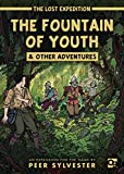 The Lost Expedition: The Fountain of Youth & Other Adventures: An expansion to the game of jungle survival