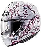 アライ(ARAI) フルフェイスヘルメット ベクターX スタイル ピンク 59-60cm VECTOR-X STYLE PI 59
