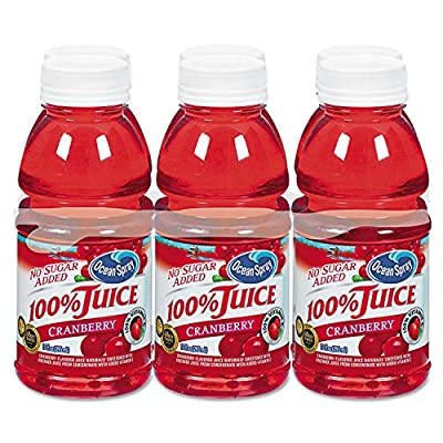 Sold as 6/Pack. 100% juice, 100% tasty. No sugar added. Flavorful, sweet after school treat.