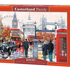 Castorland- London Collage Puzzle (C-103140-2)