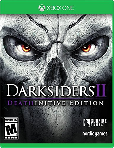 Darksiders 2: Deathinitive Edition - Xbox One - Xbox One...