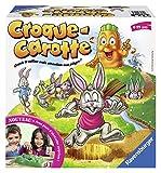 Ravensburger - Croque Carotte - Jeu de societe pour enfants - de 2 à 4...