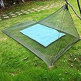 Kelenpro single bed Moustiquaire pour Lit de Camping