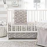 My Baby Sam 3 Piece Crib Bedding Set, Little Explorer
