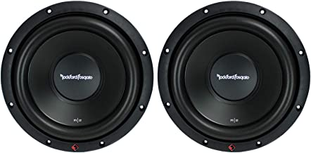"2 New ROCKFORD FOSGATE R2D2-10 1000W 10"" 2-Ohm Car Audio Subwoofers Subs R2D210"