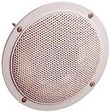 """5.25"""" Dual Waterproof Marine Speakers - 100W 4Ohm Outdoor Car/Boat Radio Stereo Speakers Waterproof/Weather Proof Marine Stereo Speakers System Pair - Mounting Kit, Speaker Wire, Grill- Pyramid MDC6"""