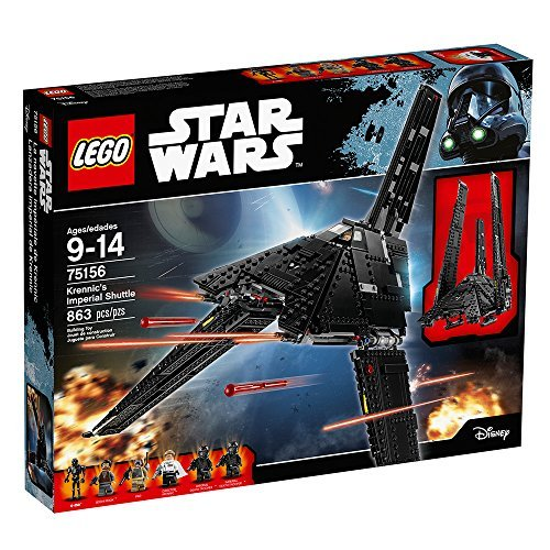 LEGO Star Wars Krennic's Imperial Shuttle 75156 Star Wars Toy