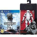 Star Wars : Battlefront Star Wars - Figurine Cinéma - Black Series - Storm Trooper - dimensions 23,2 x 12,8 x 4 cm