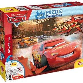 Puzzle double-face 250 Cars
