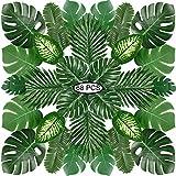 PietyPet Tropical Luau Party Décoration Fournitures, 68 pièces 8 Genres...