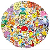 YZFCL Pokemon Pokemon Carte Graffiti étanche Skateboard Voyage Valise...