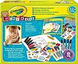 Crayola Mini Kids- Crayola Mon Premier Coffret de coloriage et de...