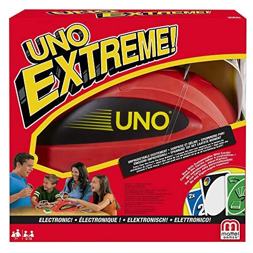 Mattel Games V9364 - UNO Extreme Kartenspiel, geeignet...