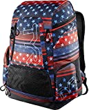 Tyr USA Print Alliance 45L Backpack Red/White/Blue