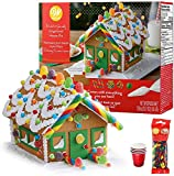 Gingerbread House Kit; Build &...