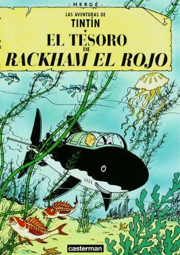 El tesoro de Rackham el Rojo (Las aventuras de Tintin)