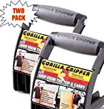 2/Pack Gorilla Gripper Advantage 44015 2PK General Purpose Panel Carrier 100LBS Made in USA