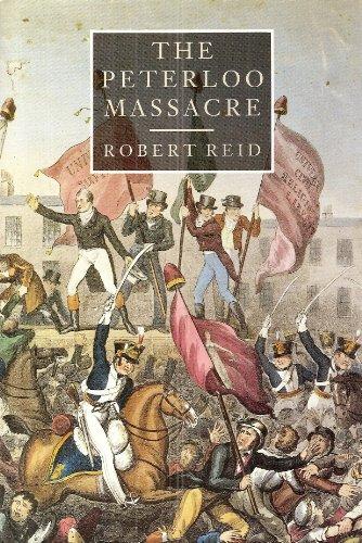 The Peterloo Massacre Hardcover