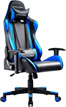 GTRACING Gaming Chair Racing Office Computer Game Chair Ergonomic Backrest and Seat..