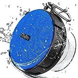 Olafus Enceinte Douche Bluetooth Portable, IPX7 Etanche 1200mAh 10h Autonomie Bluetooth 5.0, Haut...