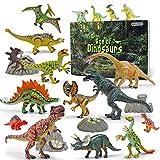 GizmoVine Dinosaures Jouets Ensemble Éducatif Réaliste Dinosaure Jouet Animaux...