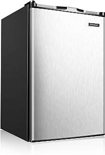 Euhomy Upright Freezer, Energy Star 3.0 Cubic Feet,Compact Single Door Freezer with..