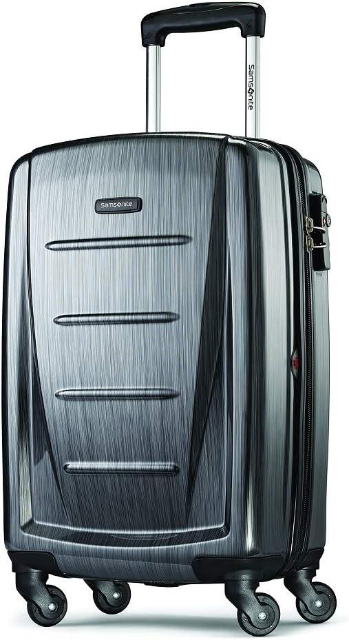 "Samsonite Winfield 2 Hardside 28"" Luggage, Charcoal"