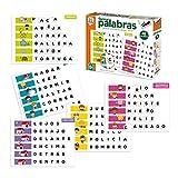 Diset- Aprendo 5 años Juguete educativos Formar Palabras (68952) , color/modelo surtido