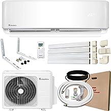 Klimaire 24,000 BTU KSIV 17 SEER Ductless Mini-Split Inverter Air Conditioner Heat Pump..
