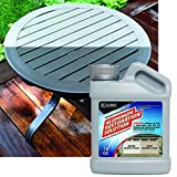 AL-NEW Aluminum Restoration Cleaning Solution | Clean & Restore Patio Furniture, Stainless Steel, and Other Household Metal Surfaces (16 oz.)
