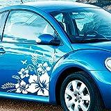 JINTORA Sticker - Autocollant - Jeu d'autocollants de Voiture Verre...