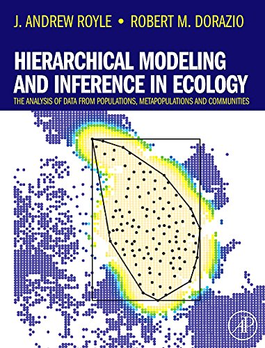 Hierarchical Modeling and Inference in Ecology: The Analysis of Data from Populations, Metapopulatio